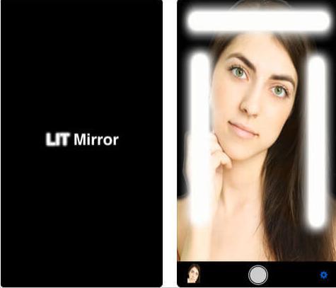 lit mirror app