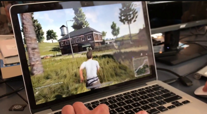play iphone games on Mac