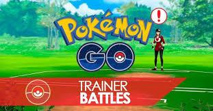 Trainer battles