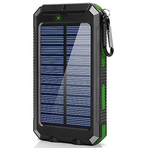 10000mAh Solar Power Bank Ayyie