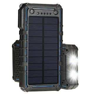 Solar Power Bank From BESWILL