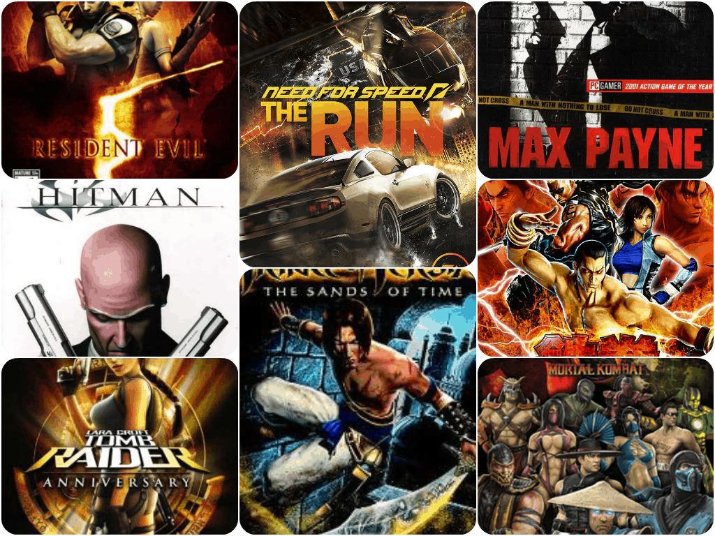 Games Based on Films