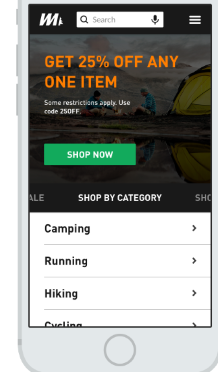 Add a Mobile-friendly Search Box