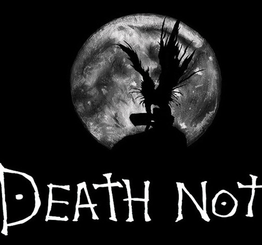 Death Note Cover Wallpaper