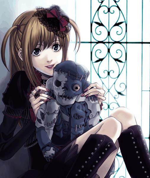 Gothic Death Note Wallpaper
