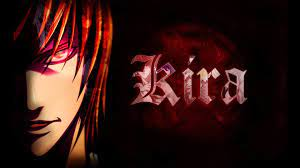 Kira Death Note Wallpaper