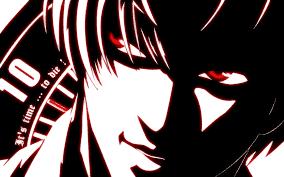 Light Death Note Wallpaper