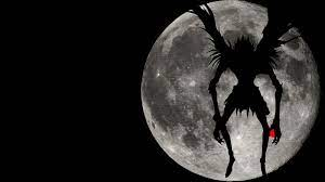 Shinigami on Earth Death Note Anime Wallpaper