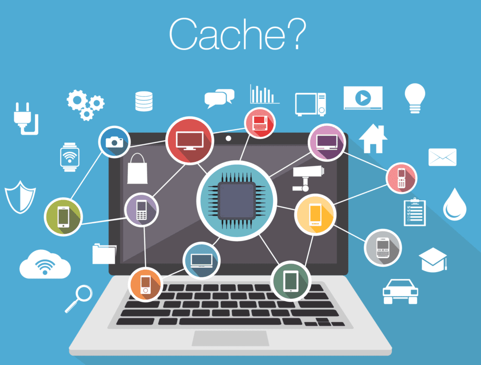 Clearing your Cache